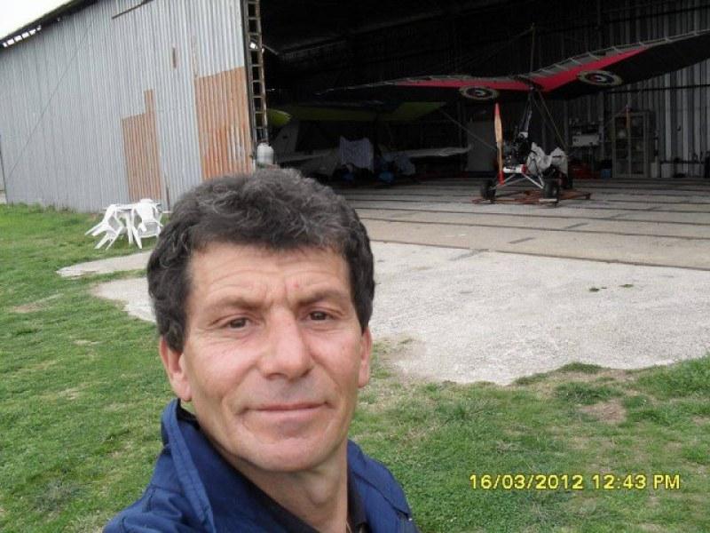 Стайко Иванов - Човека птица бил пребит в затвора в Пазарджик