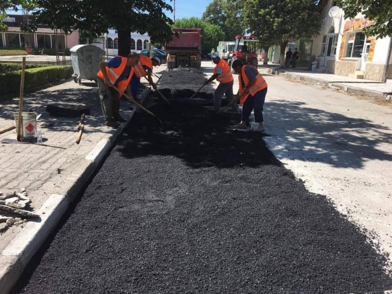 Изграждат 4 нови улици за почти 2 милиона в Раковски