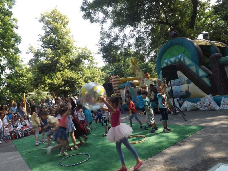 """Игри и изненади очакват децата на """"Източен"""" за 1 юни"""