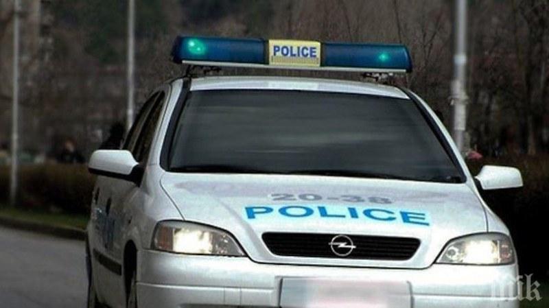 Стар познайник на полицията нахлу във фирмена база, опита да открадне електропроводници