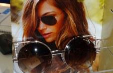 При избора на слънчеви очила големината има значение, а не цената