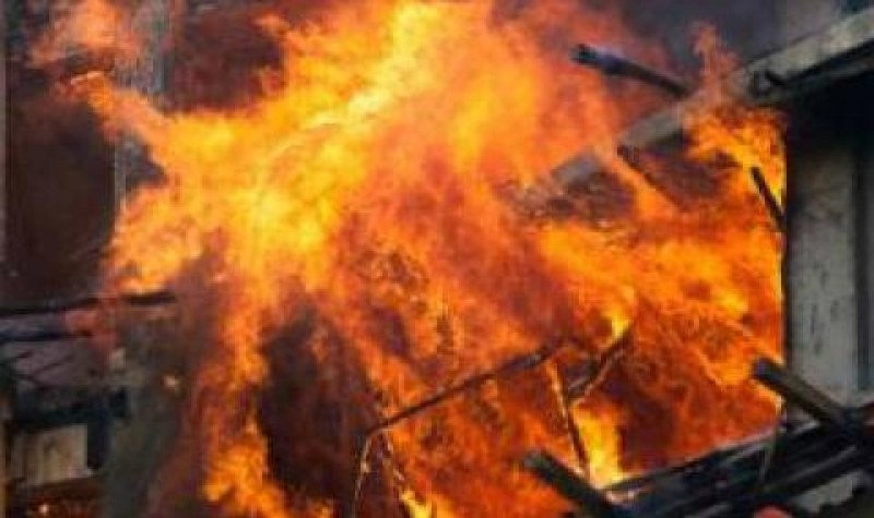 Пожар отне живота на пловдивчанин