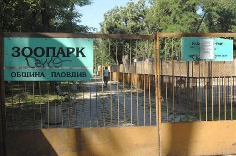 Рестартират строителството на зоопарка в Пловдив
