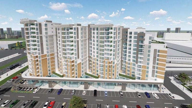 На мястото на Мебелна къща израства комплекс с търговска зона и хотел СНИМКИ