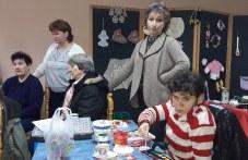 40 души с увреждания от Куклен се включиха с творбите си в благотворителен търг