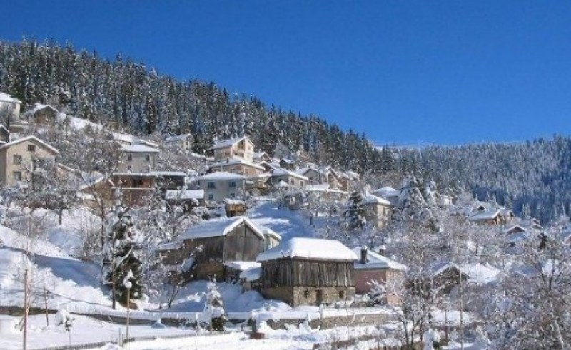 Най-високото село на Балканите се намира в Пловдивска област СНИМКИ