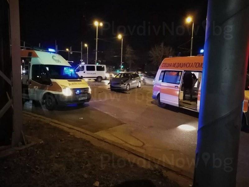 Петима са пострадалите при снощната катастрофа в Пловдив