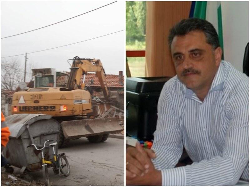 """Кметът на """"Марица"""" пред Plovdivnow.bg: Предложихме алтернативи на ромите - те отказаха! ВИДЕО"""