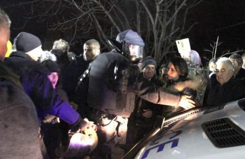 Първият голям протест във Войводиново ще бъде тази вечер