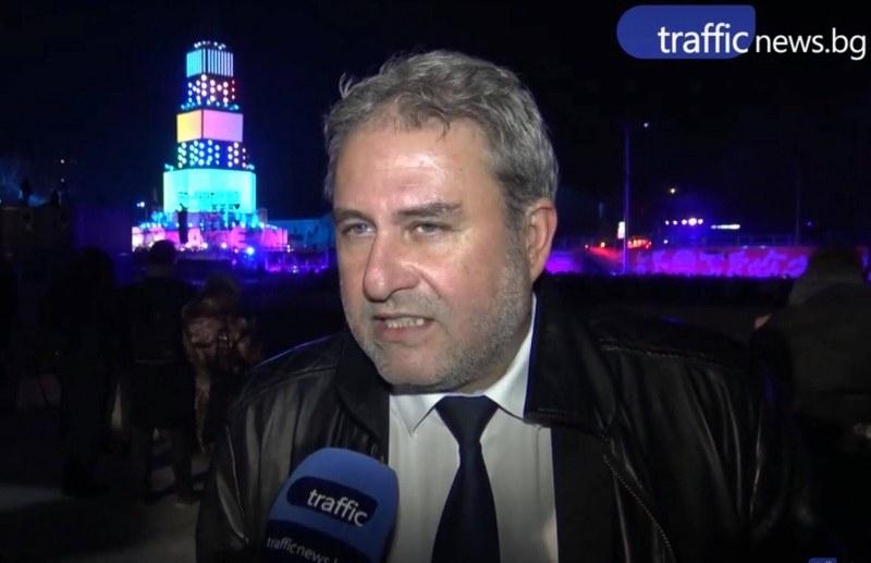 Министърът на културата в Пловдив: Реставрацията на стари сгради е ключова задача ВИДЕО