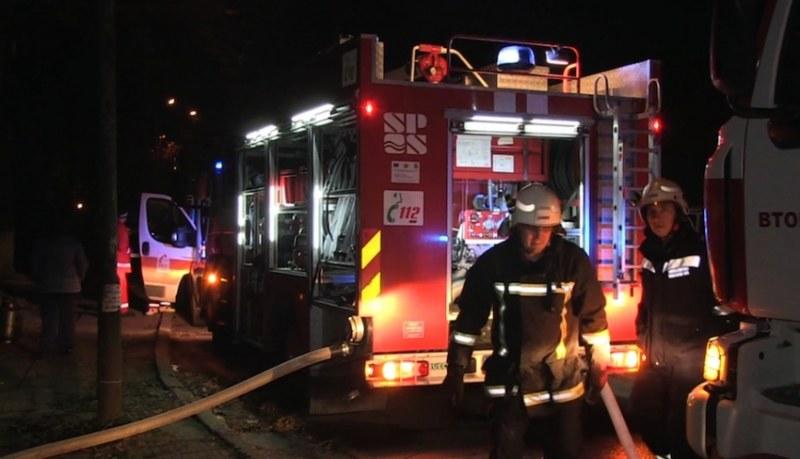 Пожар изпепели барака във Войводиново, няма данни за умишлен палеж