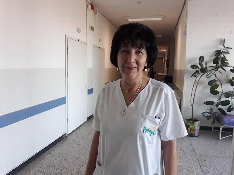 Старшата акушерка Дора Мрянова пред PlovdivNow.bg: Да помогнеш да се роди нов живот е най-великото щастие
