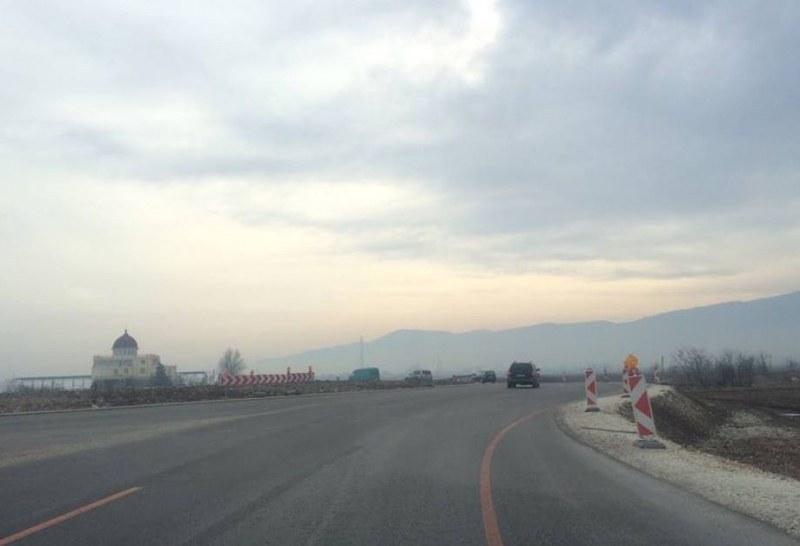 Проектирането на естакада по Асеновградско шосе - невъзможно! Довършват локалите