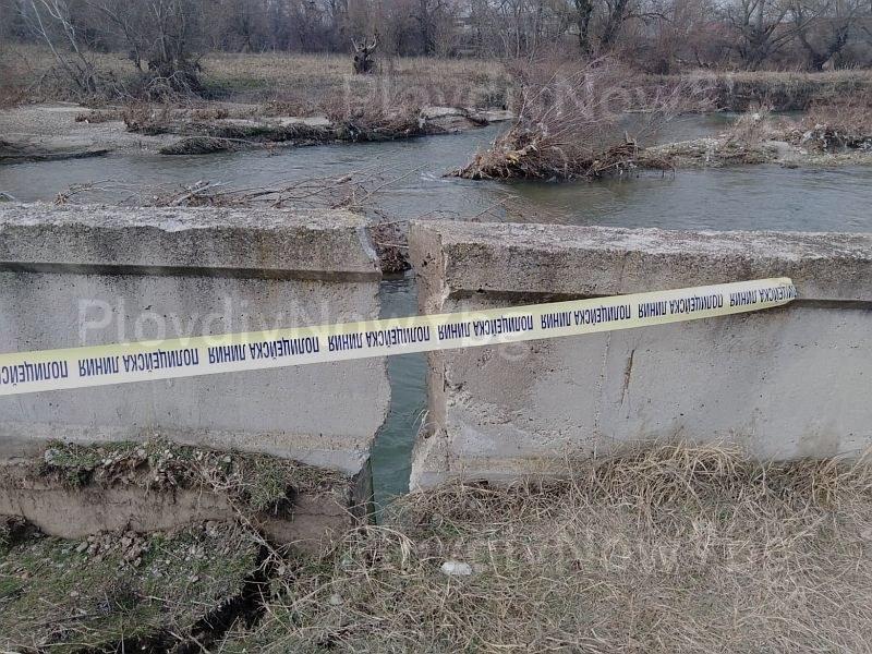 Нено Димов идва в Катуница, започва укрепването на подпорната стена