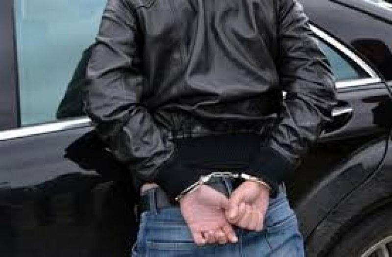 Арестуваха рецидивист с дрога край Калояново