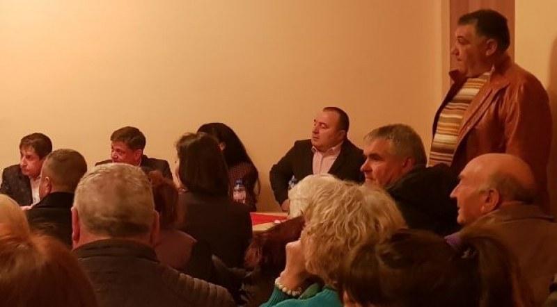 Областният координатор на ГЕРБ Георги Мараджиев събра ръководството в Куклен
