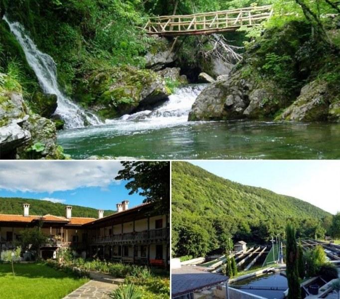 Идеи за уикенда: Прясна пъстърва, екопътека и водопад само на час от Пловдив СНИМКИ