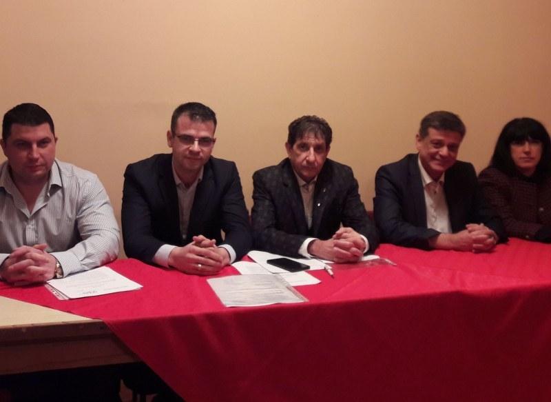 Номинационно събрание за евродепутати проведе общинската организация на ГЕРБ в Куклен