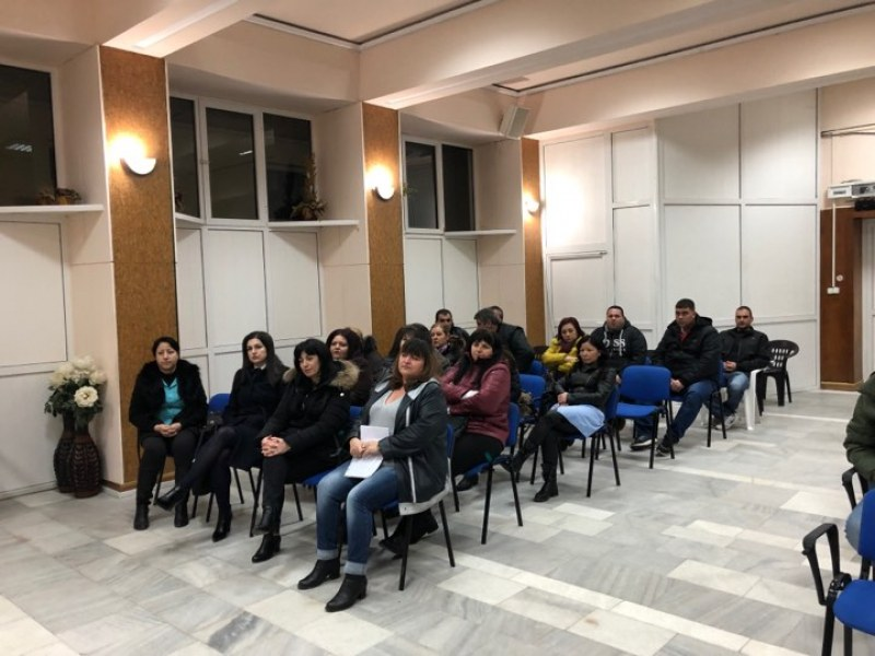В Раковски  обсъдиха номинациите за евродепутати и проблемите на бизнеса на местно ниво