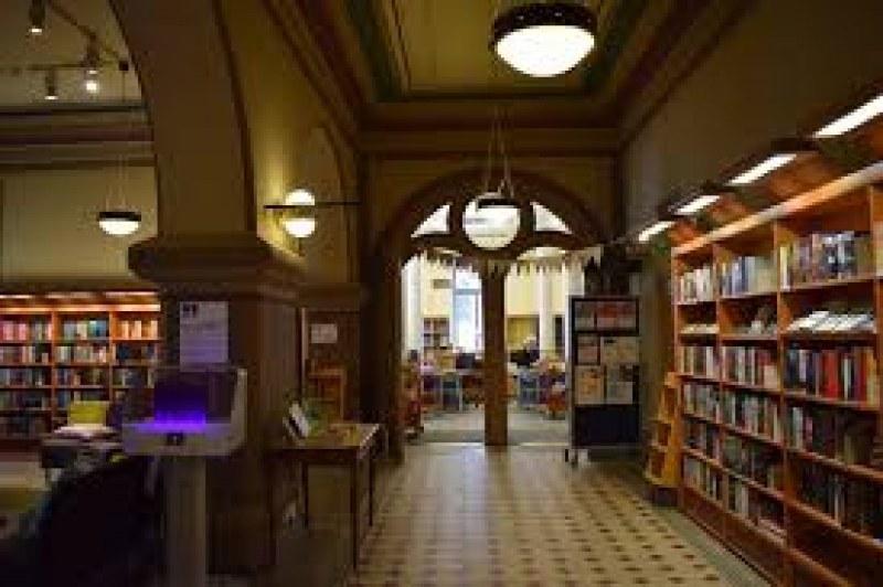 Виртуалната разходка из Градската библиотека в Асеновград е факт