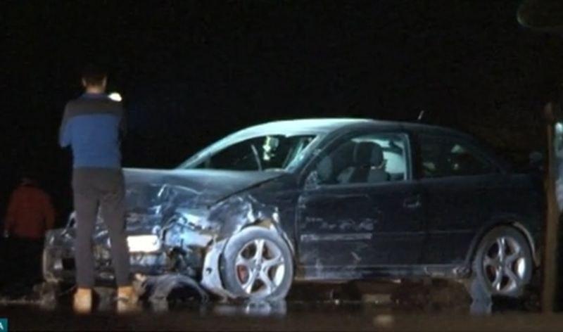 Неправилно изпреварване доведе до жестоката катастрофа край Пловдив, загина младеж СНИМКИ