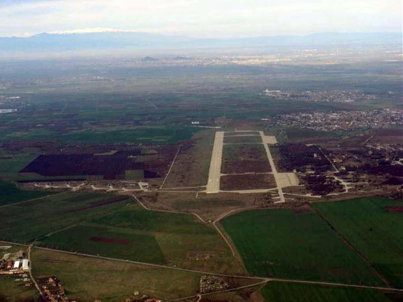 Разчистват летище край Пловдив, задава се мащабно международно военно учение