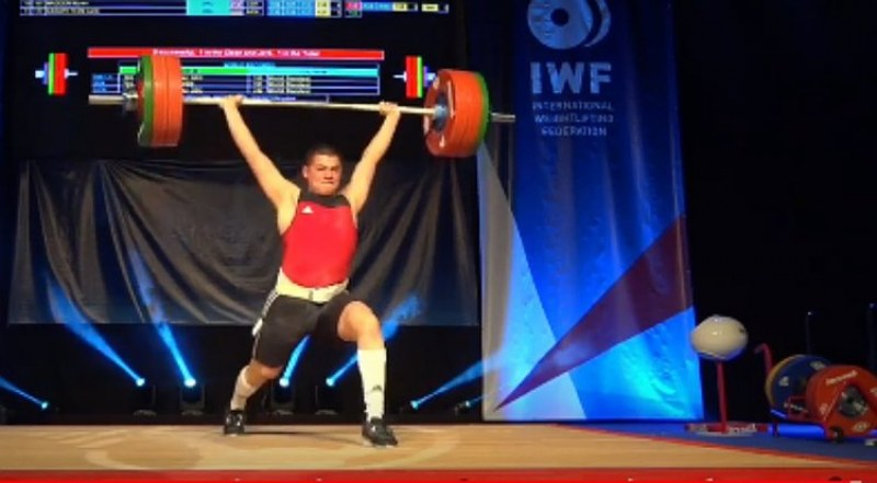Шапки долу! Асеновградският щангист Георги Йочев зае пето място на Световното в САЩ