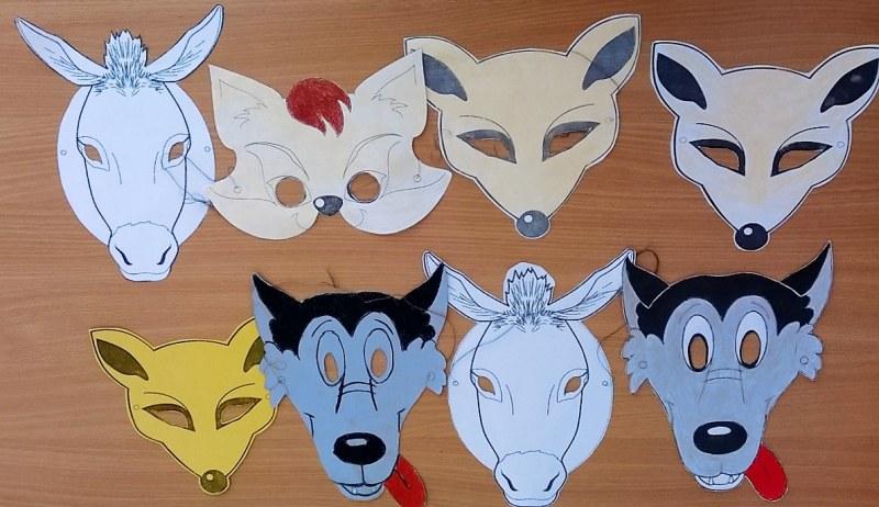 Десет детски карнавални маски грабнаха награди от конкурса в Асеновград