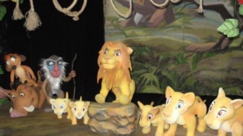 """Пиесата """"Цар лъв"""" безплатно за малчуганите от Съединение"""