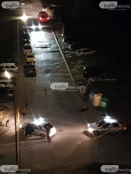 МВР изясняват причината за смъртта на починалия в Пловдив, самоличността му е ясна СНИМКИ