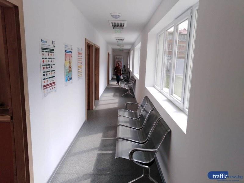 Лекуват безплатно ромите от Столипиново с нова техника и в луксозен здравен център СНИМКИ+ВИДЕО