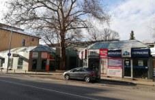 Търговски комплекс в Пловдив пуснат за продажба, за да не бъде сринат със земята