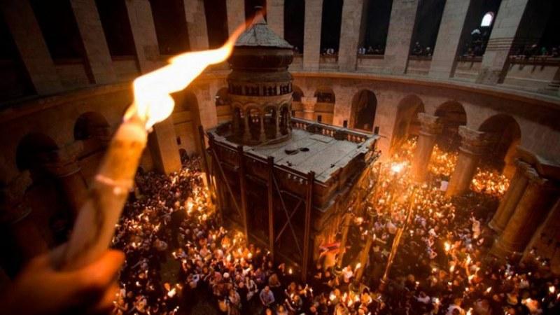 Митрополит Киприан отлетя за Йерусалим, ще се завърне с Благодатния огън