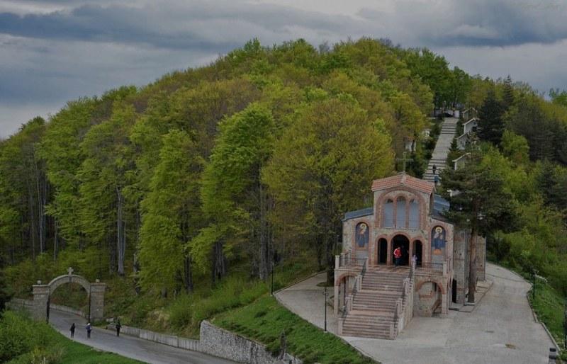 Кръстова гора пази древни съкровища, кътани с векове СНИМКИ