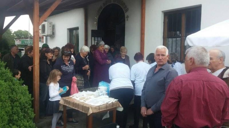 Два курбана за Гергьовден зарадваха жителите в Кючука