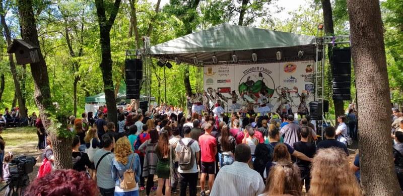 Народен събор Пловдив: И днес хиляди пловдивчани и гости ще превземат Лаута  ПРОГРАМА
