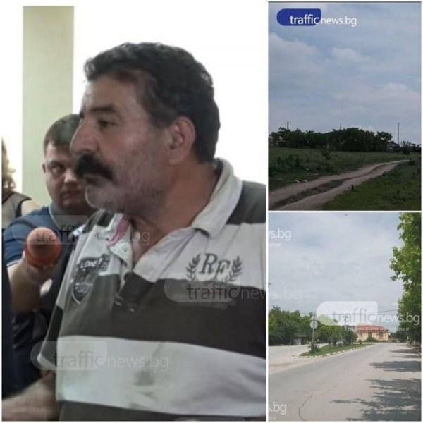 Хора от Пловдивско се обединяват в подкрепа на кипъреца от Болярино, убил крадец в имота си
