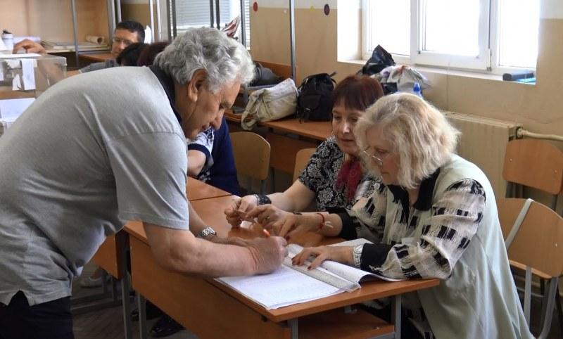 78 319 човека за гласували на евровота от Пловдивска област до 20 ч.,най-активни са били в Куклен