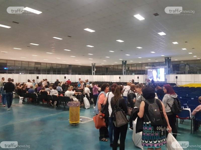 БСП спечели в пловдивския затвор, машинното гласуване бави резултатите