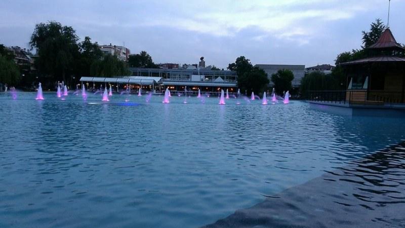 Пускат най-после Пеещите фонтани в Пловдив с нова музикална програма