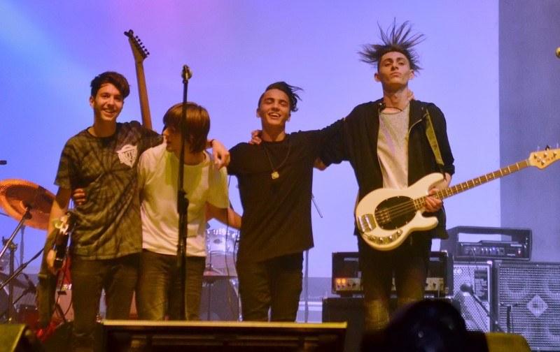 Яки ученически банди забиват два дни на Лаута на S'Cool Rock Fest СНИМКИ