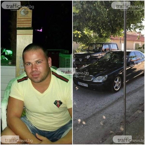 Възрастна жена загина, ударена от Мерцедес S–класа край Стамболийски