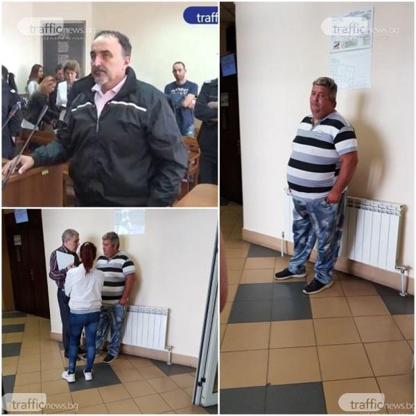 Ключов свидетел се отметна от показанията си, уличаващи бившия зам.-шеф на Трето РУ в Пловдив