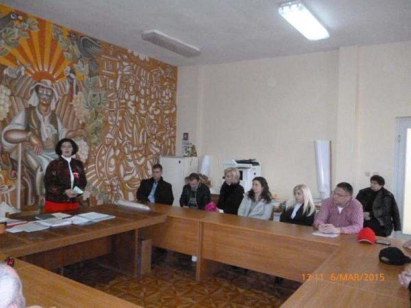 Местна инициативна група Перущица - Родопи очаква всички заинтересовани на информационна среща