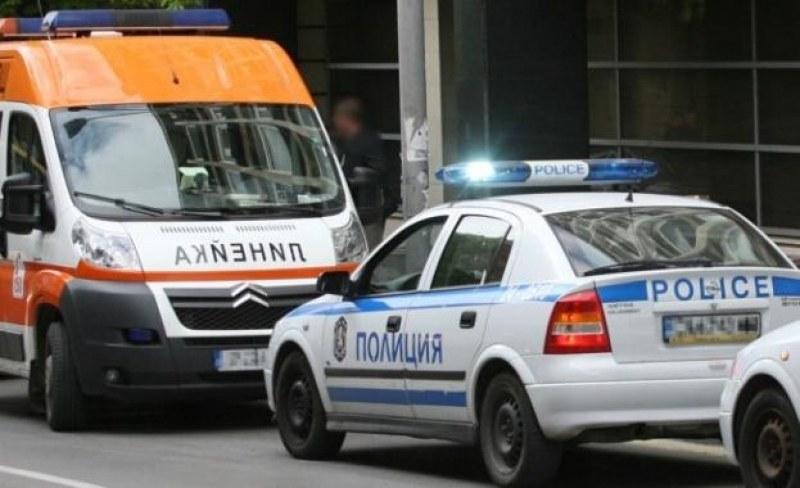 Шевролет удари 92-годишна баба на кръстовище в Кючука, жената е в болница