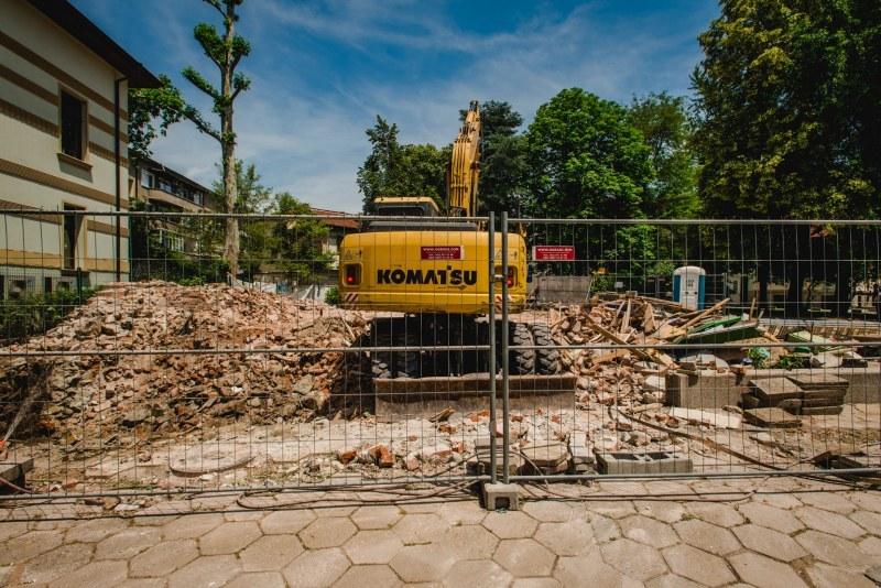 До 30 000 лв. е глобата за събарянето на  къщата на търговеца на тютюн Васил Куцоглу в Пловдив