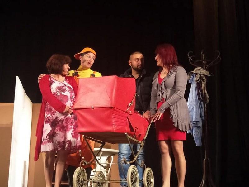 Награда за актьорско майсторство грабна артист от сопотския театър