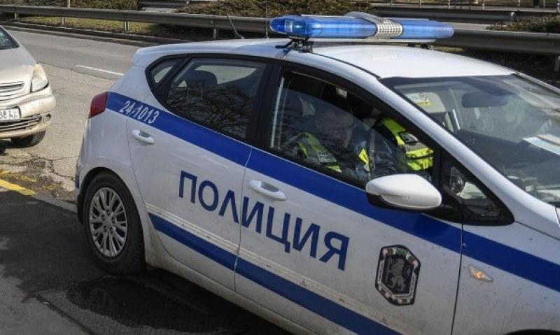 Пиян шофьор се заби в стълб край Стамболийски