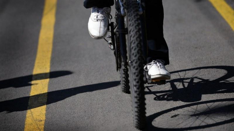 Арестуваха мъж от Първомай, откраднал колелото на пенсионер