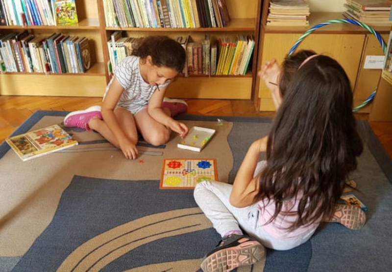 Читалище в Първомай предлага безплатна лятна занималня за децата